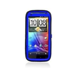 Blue-Hybrid-Hard-Case-Cover-with-Black-Silicone-Outer-Case-for-HTC-Sensation-4G