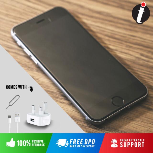 Apple iPhone 6 64GB Vodafona Space Grey - Good Condition - Refurbished