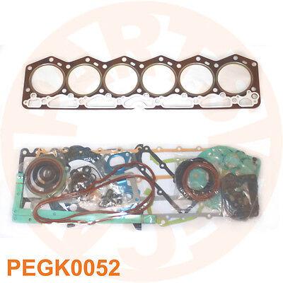 NEW KOMATSU 6D105 S6D105 ENGINE GASKET KIT EXCAVATOR PC200-3 PC200LC-3 PC220-3