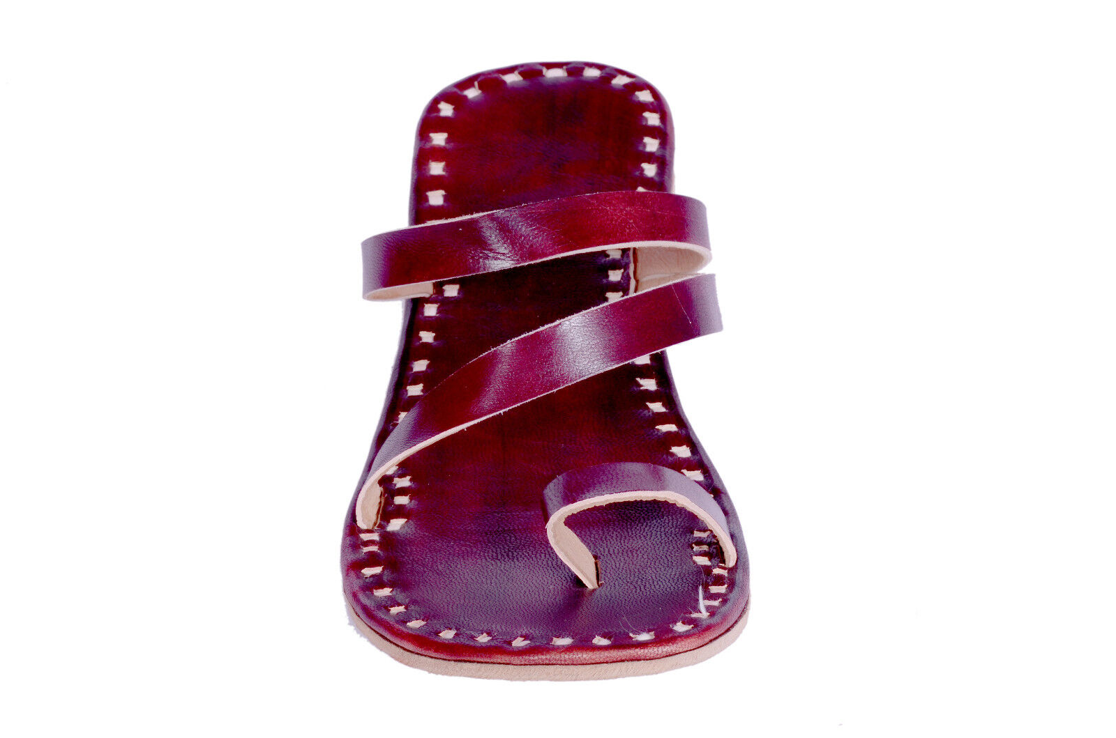 Brown sandals Slippers leather slippers shoes sandals Brown indian slippers womens slippers 111e98