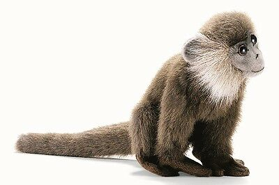 Hansa Leaf Monkey 3648 Realistic Plush Stuffed Animal New Gift