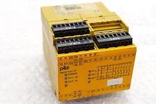 PILZ Not-Aus-Schaltgerät Typ PNOZ X10.11P -777750 24VDC 6n/o 4n/c 6LED