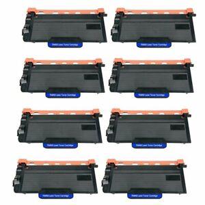 8Pk-TN850-TN-850-Toner-Cartridge-For-Brother-HL-L6200DW-L5800DW-L6700DW-L6400DWT