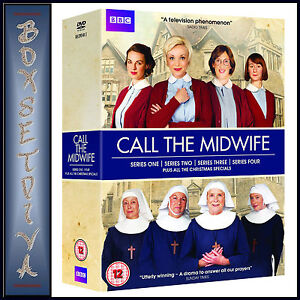 CALL-THE-MIDWIFE-COMPLETE-SERIES-1-2-3-amp-4-ALL-XMAS-SPECIALS-BRAND-NEW-DVD