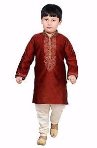19c85aacd Image is loading Boys-Indian-sherwani-Kurta-Pajama-for-Bollywood-theme-