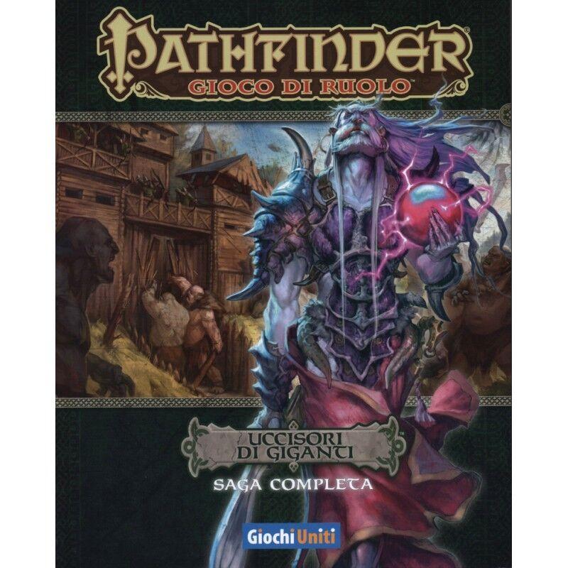 Pathfinder - Uccisori di Giganti - Saga Completa NUOVO Italiano Spedizione 24h
