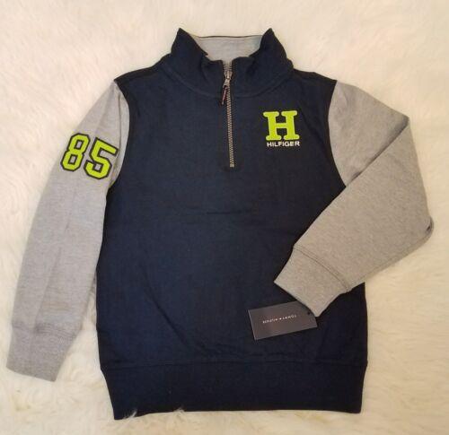 Tommy Hilfiger Boys Pullover Sweater Sz 2 3 4 5 6 7 M XL Multi A2