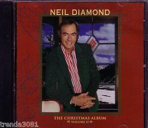 NEIL DIAMOND Christmas Album Volume 2 CD Classic 70s Holiday WINTER WONDERLAND | eBay