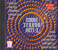 Coole TEKKNO Hits + Vol.1 + CD + Techno Musik + Mark Oh + Garfield uvm + 12 Hits