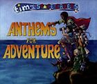 Anthems for Adventure [Digipak] by Tim and the Space Cadets (CD, Jan-2013, E1 Entertainment)