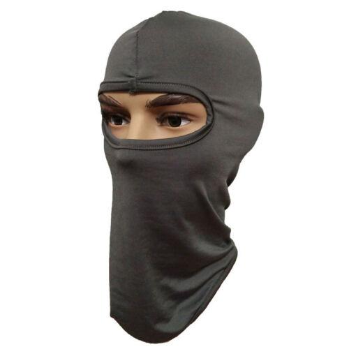Men Women Unisex Lycra Cap Full Face Cover Winter Warm Ski Mask Beanie Hat Cap