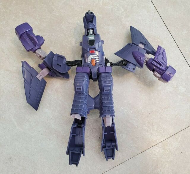 Transformers Reveal The Shield CYCLONUS Complete Rts