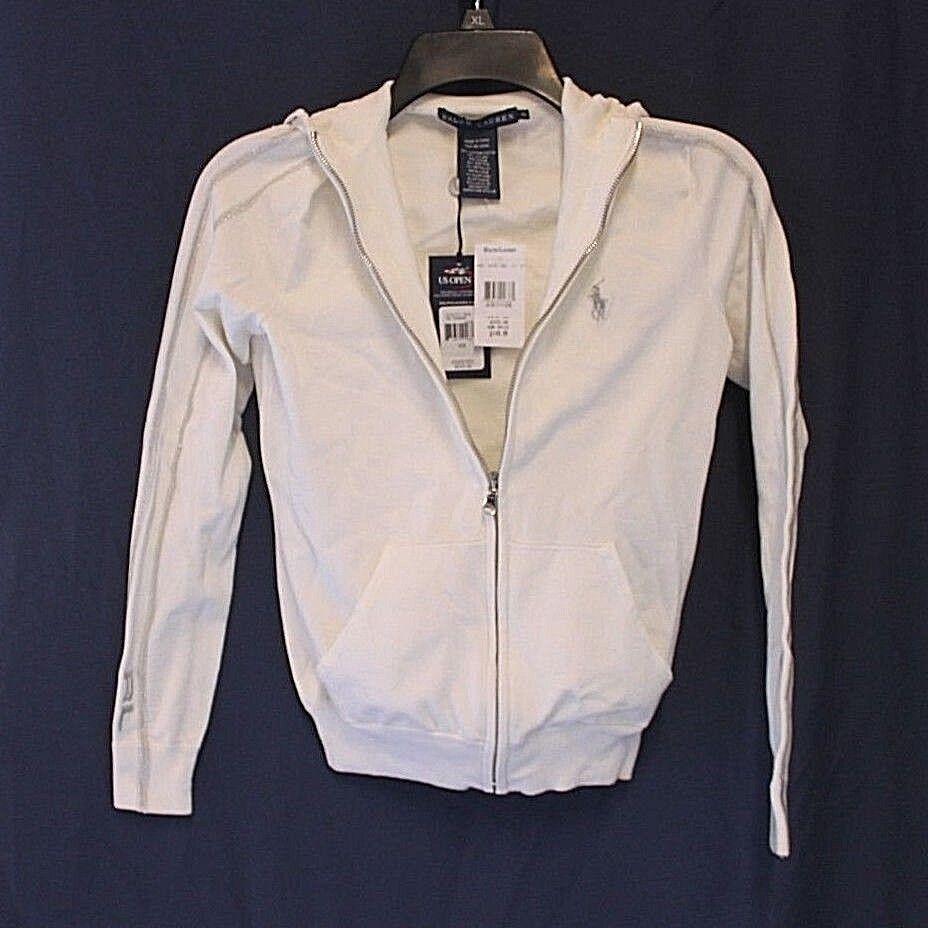 Polo Ralph Lauren Script Hoodie Sweatshirt VTG Stadium 1992 Pwing CP-93 Size M VTG Sweatshirt fa2346