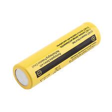 1pc 3.7V 18650 9800mAh Li-ion Rechargeable Battery For Flashlight Torch EV