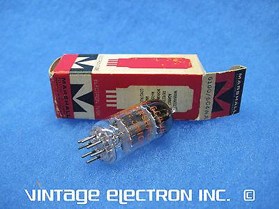 NOS 6100/6C4WA (6C4) Vacuum Tubes - MARSHALL - USA - 1962 ($7.00/ea)