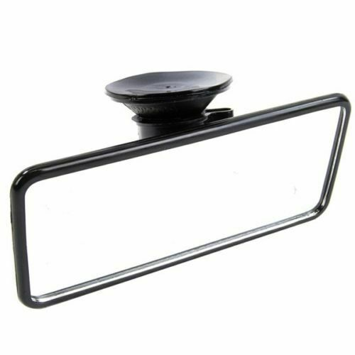 Summit Universal Interior Non Dipping Rear View Stick On Mirror Genuine