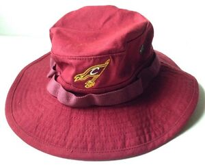 Image is loading CLEVELAND-CAVALIERS-BOONIE-BUCKET-HAT-MITCHELL-amp-NESS- f3c78c1ee8d