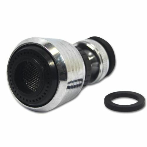 "½"" inch Fix-A-Tap 360° Swivel Aerator Filter Chrome Plated for 12mm spouts"