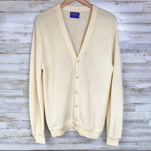 Vintage Pendleton Wool Men's Cardigan 1950's or 60