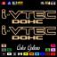 """thumbnail 27 - (2)x i-VTEC DOHC ivtec 11"""" emblem Vinyl Sticker Honda Civic Decal JDM drift 006"""