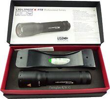 Ledlenser 9408-R Taschenlampe P7R in Geschenk BOX mit Tasche, Schlaufe und Akku