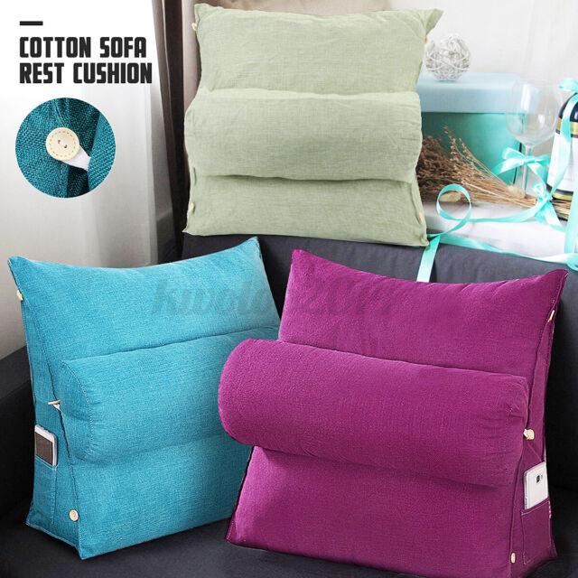 Cushion For Sofa Stereo Triangular