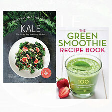Kale The Secret Key 2 Books Collection Set Green Smoothie Recipe Book New