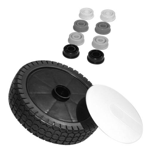 OREGON Ersatzrad Universalrad für alle gängigen Rasenmäher 175 mm
