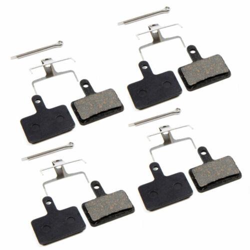 4 Paar Bremsbelag Bremsbeläge Disc replacement Set für Shimano M315 M446 M355