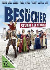 DIE BESUCHER - STURM AUF DIE BASTILLE  (JEAN RENO, KARIN VIARD, ...)  DVD NEU