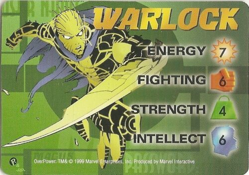 OVERPOWER Warlock hero Promo
