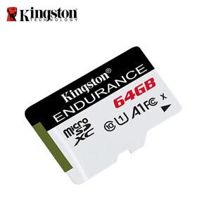 Kingston-High-Endurance-64GB-MicroSD-SDXC-UHS-I-Speicherkarte-fuer-Autokamera