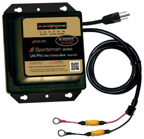 ACC-SS-1 Dual Pro SE 12 Volt 10 Amp Battery Charger