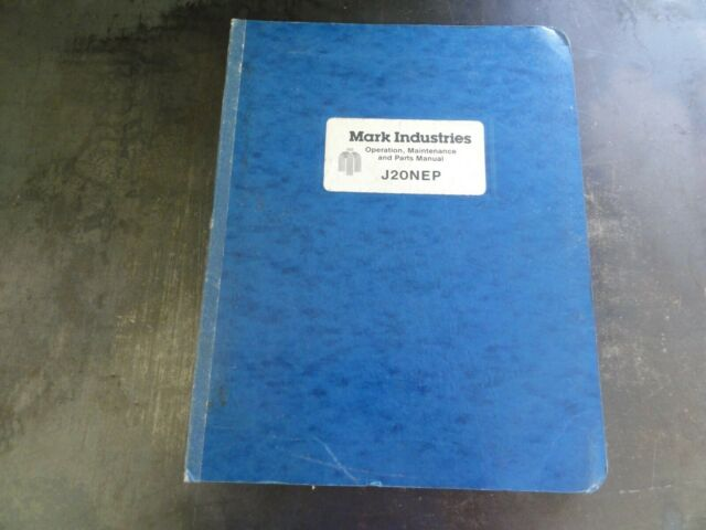 Marklift Ch26nep Self Propelled Scissor Lift 24 Volt 1000 Lb Capacity For Sale Online Ebay