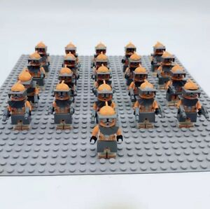21x-Bomb-Squad-Clone-Troopers-Mini-Figures-LEGO-STAR-WARS-Compatible