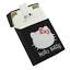 Hello-Kitty-Silicone-Cigarette-Pocket-Case-Box-Holder-Tobacco-20-Black miniature 1