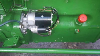 Anlasser Getriebeanlasser Zetor 50Super Starter 50 Super Kraftpaket 3,2 kw