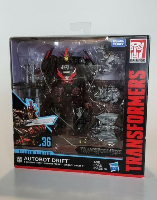 Transformers Studio Series #36 Autobot Drift Transformers The Last Knight. NEW
