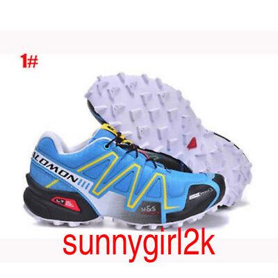 Salomon Speedcross 3 mujer Zapatillas deportivas de senderismo para correr