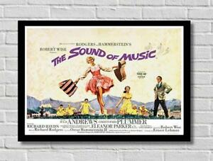 The Sound Of Music A4 A3