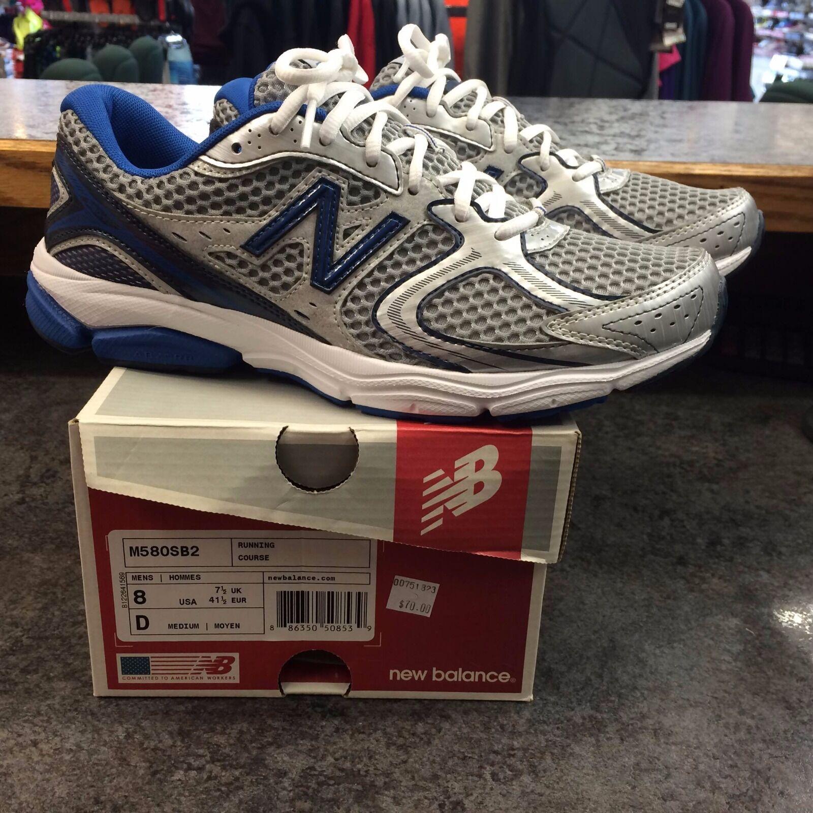 Para Hombre equilibrio Nuevo equilibrio Hombre m580sb2 Zapatos Running Zapatos m580sb2 252238