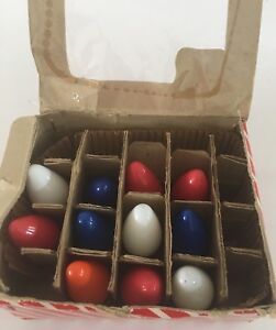 Vintage-Christmas-Replacement-Bulbs-C-7-1-2-Orange-Red-Blue-White-Outdoor-Indoor