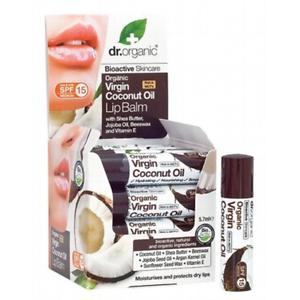 Organic-Lip-Balm-5-7ml-19floz-Virgin-Coconut-1-each-not-the-whole-box