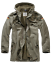 Veste Outdoor Veste Capuche Armée Parka Brandit-BW Parka Flag Olive
