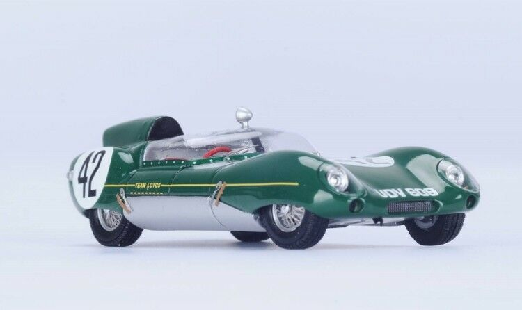 1957 Lotus XI th Le Mans in Model Car 1 43 Scale by Spark