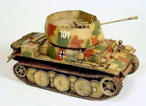 Lead Warrior 1/35 Flakpanzer II Luchs (VFW L) Conversion Experimental AA LW35022
