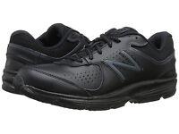 Women Balance Ww411bk2 Walking Medium Black 100% Authentic Brand