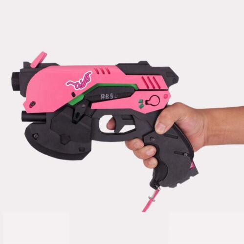 OW Overwatch D.Va DVA Headset Gun Weapons Cosplay Props Xmas Gift Kids Toy