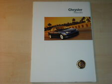 44206) Chrysler Neon Prospekt 11/1996