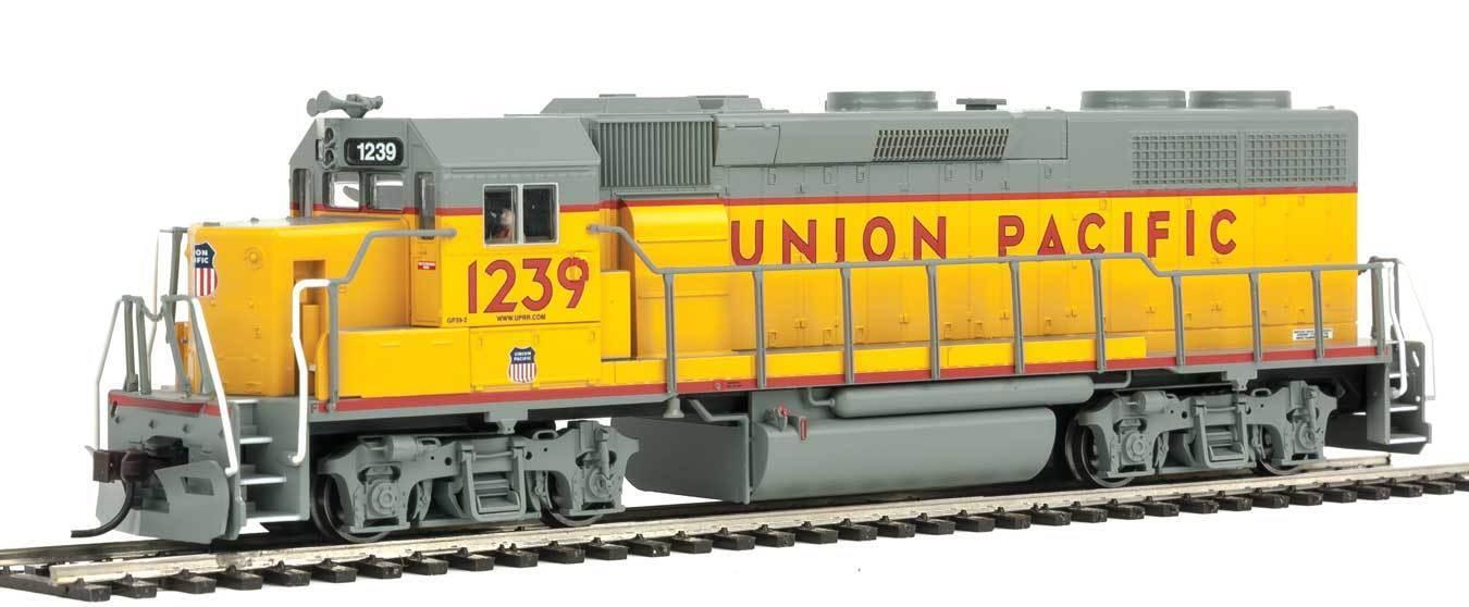 Traccia h0-DIESEL EMD EMD EMD gp39-2 Union Pacific -- 10002605 NUOVO 558506